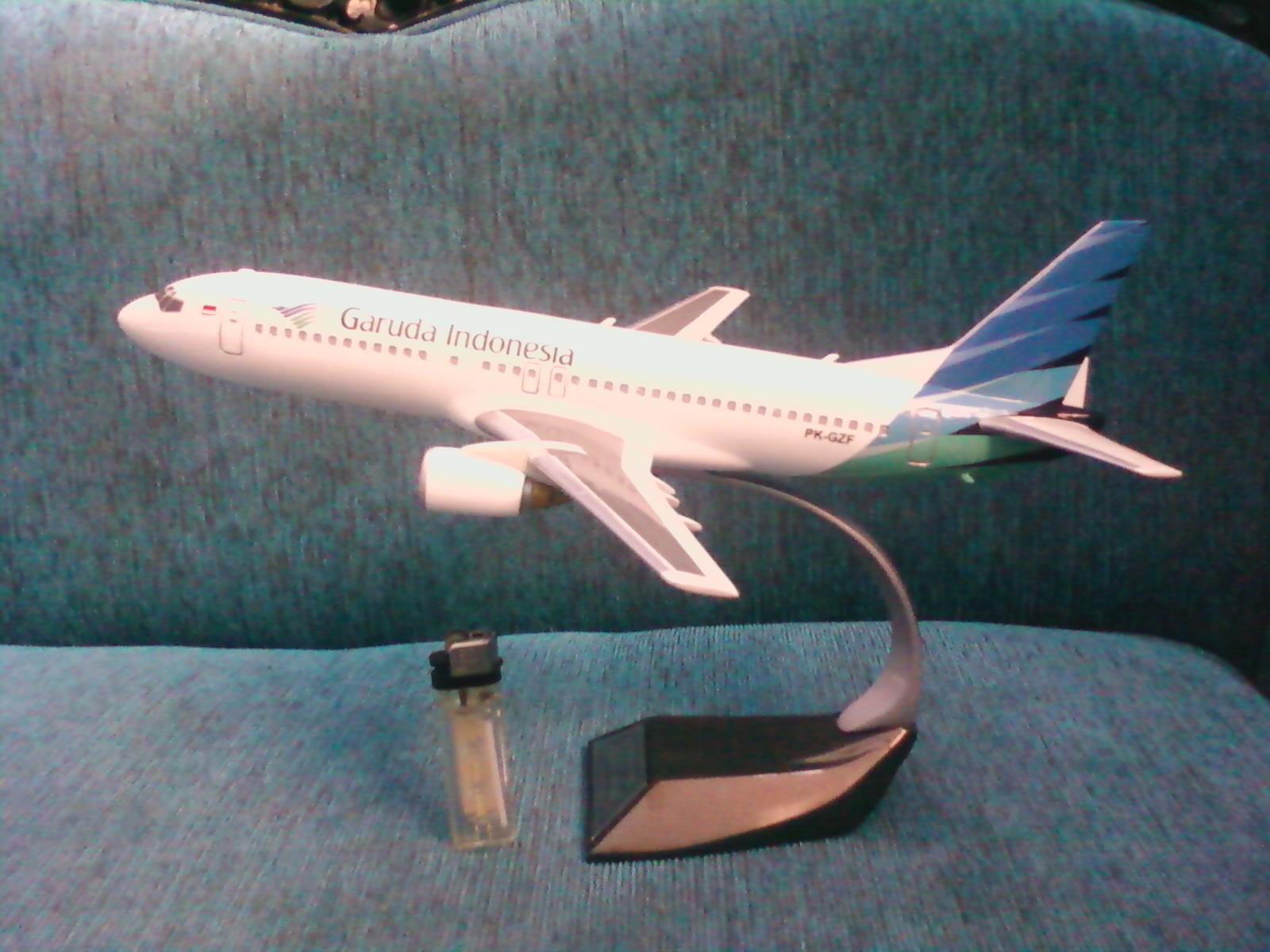 Miniatur Pesawat Diecast Citilink