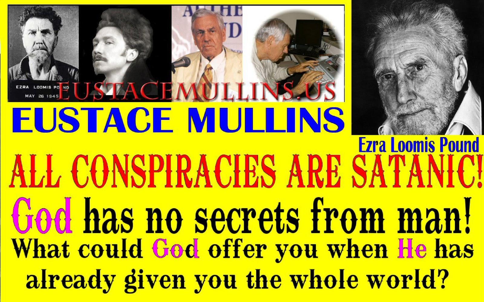 Eustace Mullins, Curse of Canaan