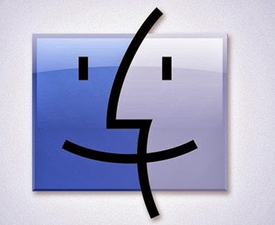 create mac finder logo