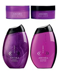 New bath & body brand Arora launches into Superdrug this April