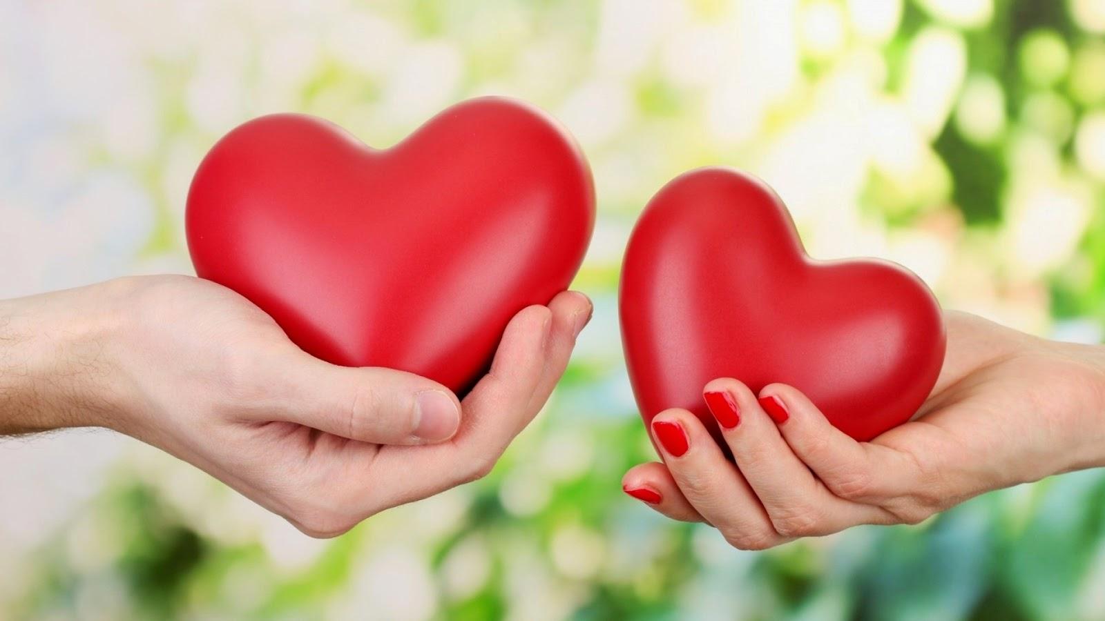 free download wallpaper of love heart