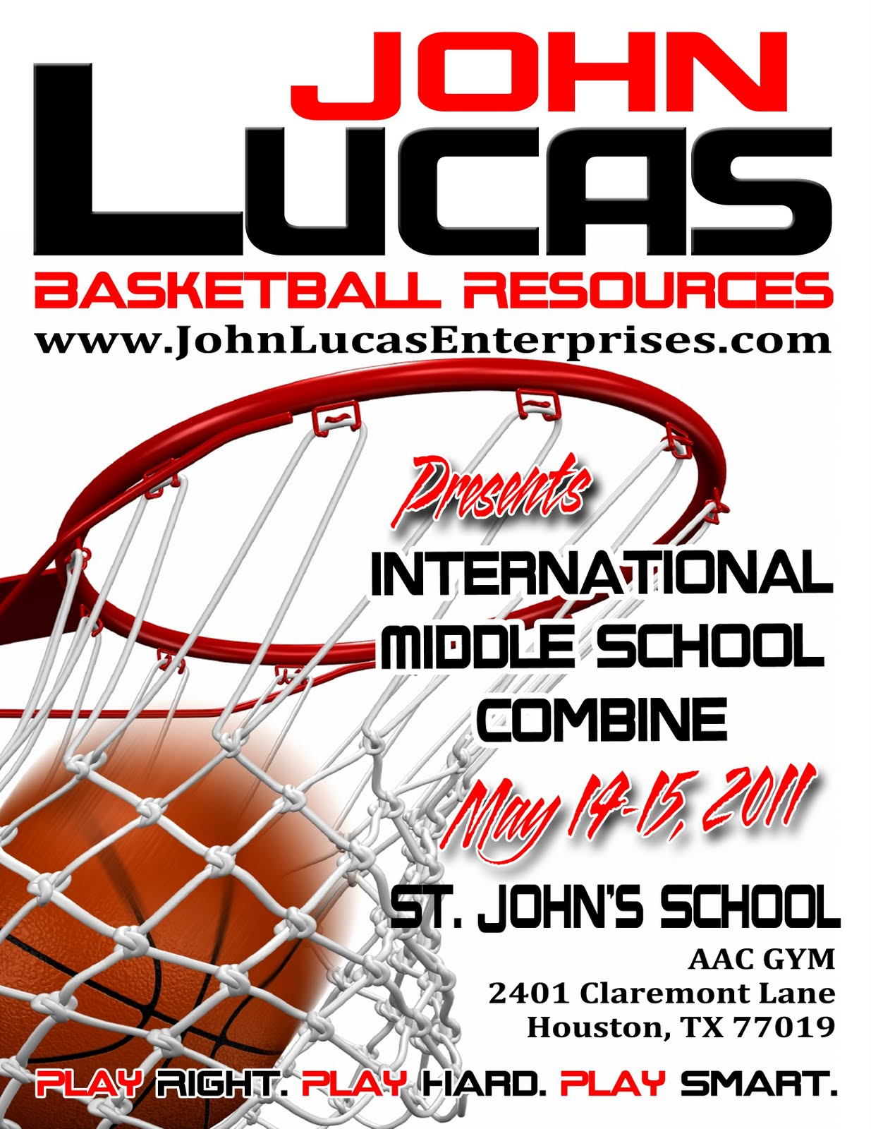 BASKETBALL SPOTLIGHT NEWS: Basketball Spotlight Headed To John Lucas ...