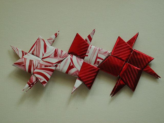 how do you make origami world information