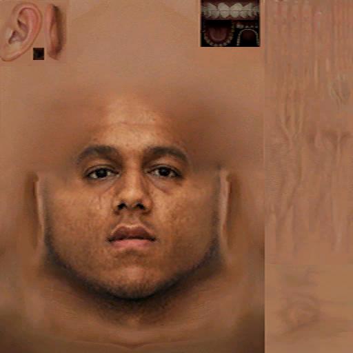 Antonio Adan Pes Face Scan