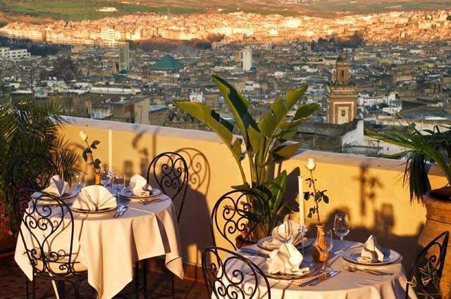 Fez, its medina and Al-qarawiyyin