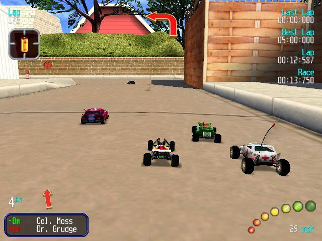 Game Car Game Rj