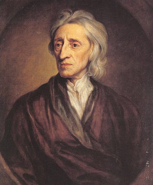 John Locke,art,painting