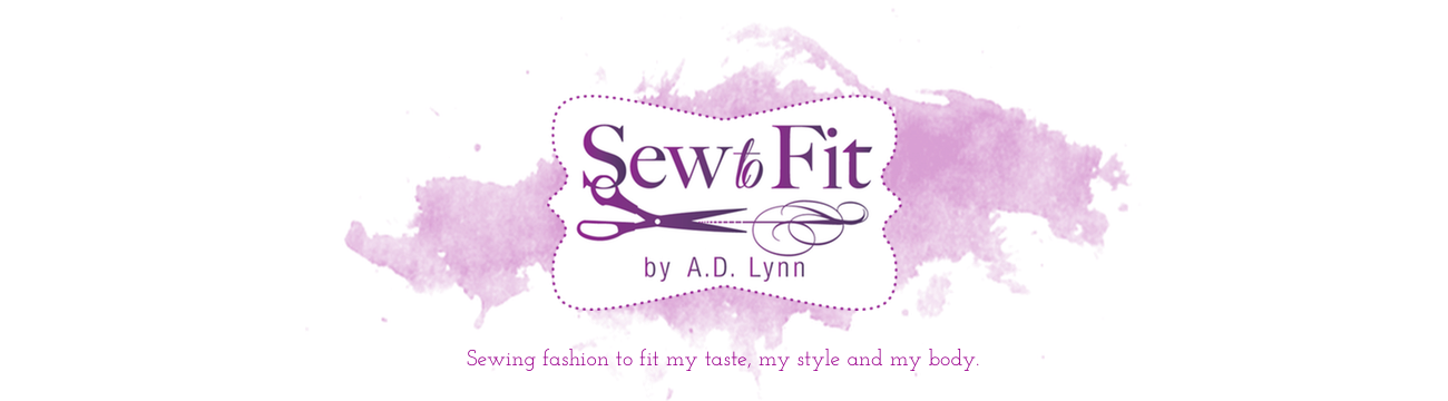 Sew-To-Fit by A.D. Lynn