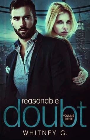 Reseña: Serie Reasonable Doubt - Whitney G.