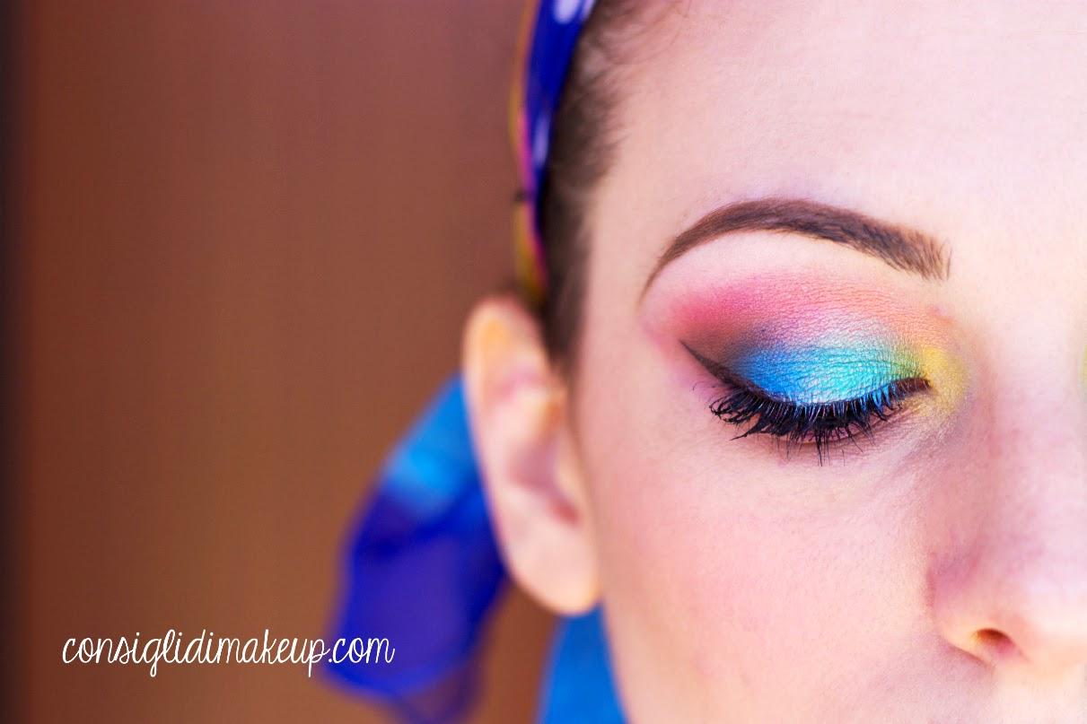 make up trucco viva carioca