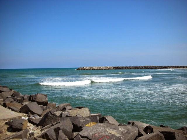 Auroville Beach, Pondicherry