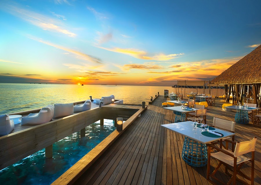 Maldives from Paris for just £333!