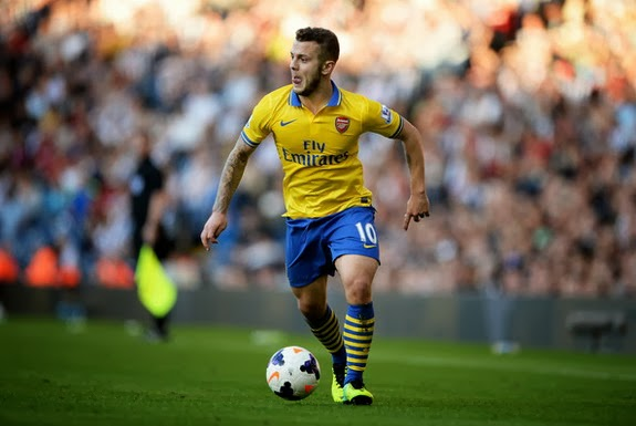 Jack Wilshere is one of the longest-serving players in the current Arsenal squad