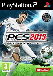 Pro Evolution Soccer 2013 em Português - PS2