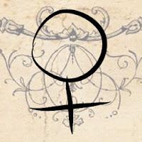 Símbolo alquimista - Vênus