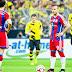 Midweek fixtures in the DFB Pokal (German Cup), Coppa Italia and Spain La Liga