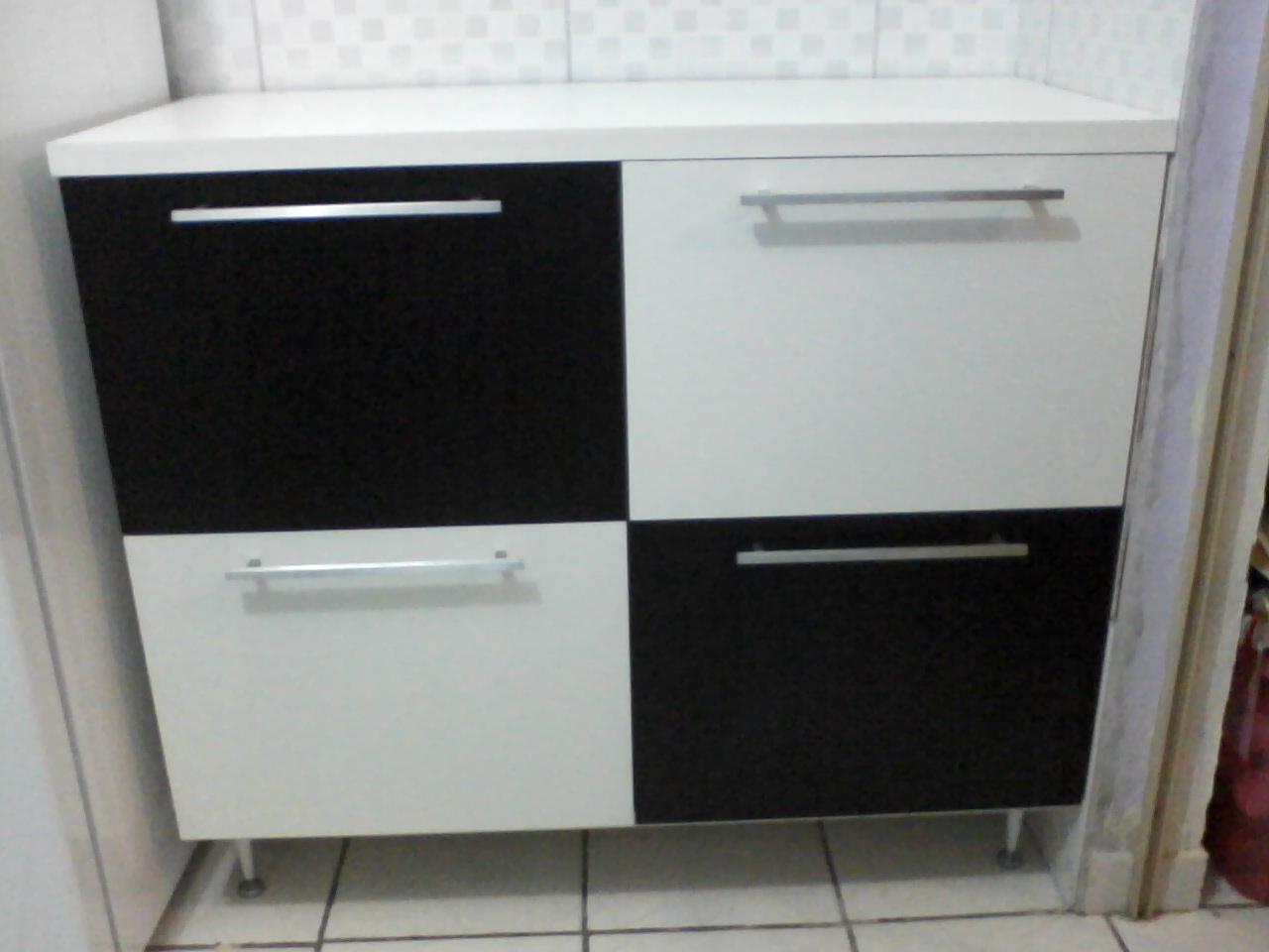 Another Image For Armário de cozinha planejado Salvador (Bahia  #5B4A3F 1280 960