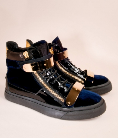 Zanotti Shoes on Speaks  First Look  Giuseppe Zanotti First Menswear Shoe Collection