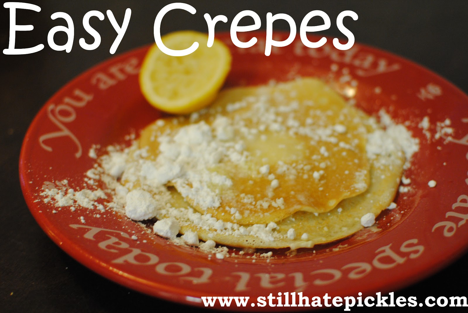 how to make breakfast crepes