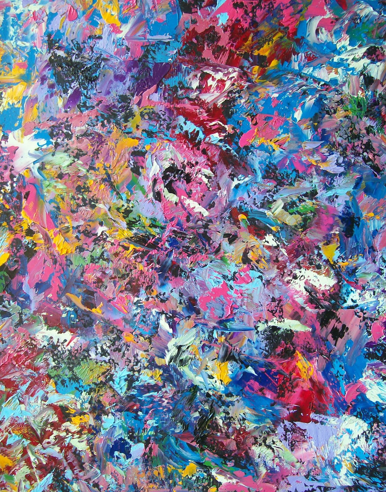 a study of abstract expressionism The term abstract expressionism was  introduction 6 introduction 6 background of the study 7 problem statement 9 significance of the study 10 objectives.