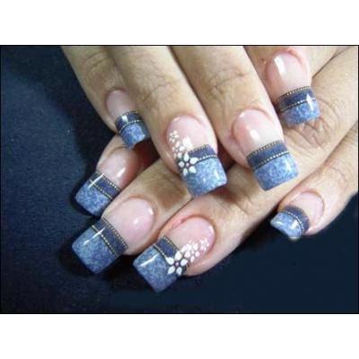 en uñas de acrílico - Memorias de la vanidad - Mujeres lindas