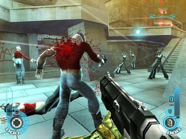Judge Dredd: Dredd vs Death Screenshots 1