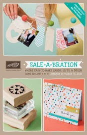 SALE-A-BRATION is HERE!!!