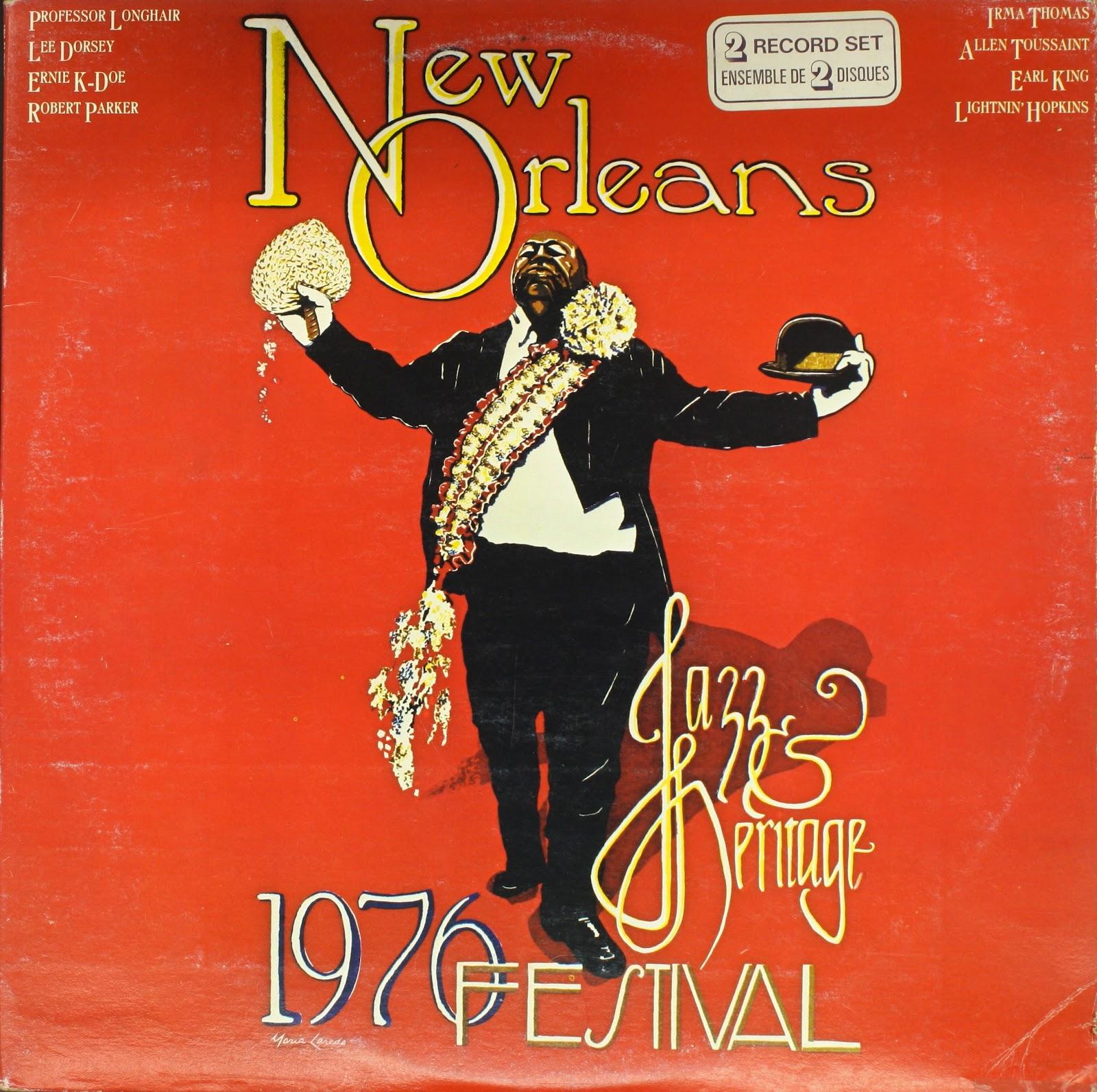 new orleans jazz heritage - photo #24