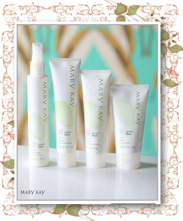 MARY KAY SET BOTANICAL EFFECTS F3