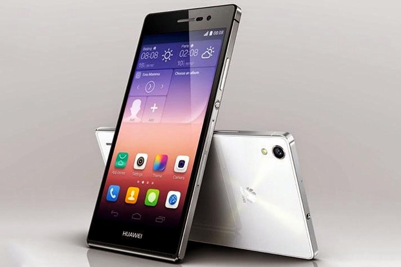 Harga dan Spesifikasi Huawei Ascend P7
