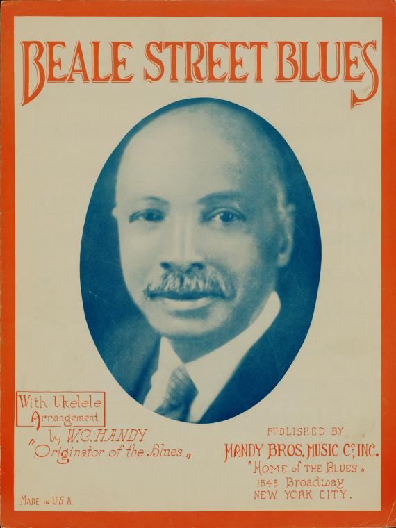 Ukulele Oldies: Beale Street Blues