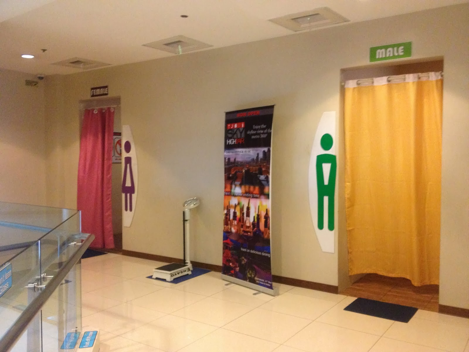 how to go to ace water spa pasig