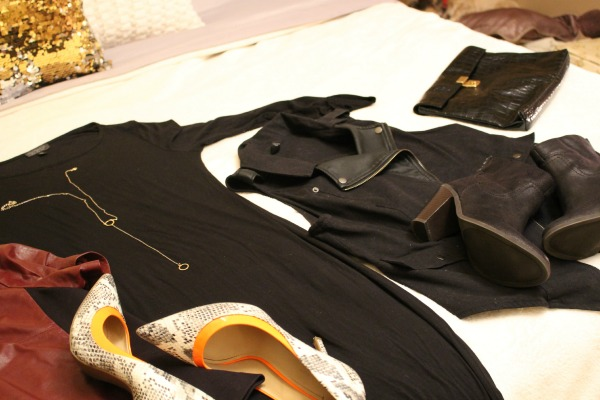 topshop, lbd, brains of the outfit