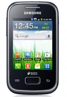 Samsung Galaxy Pocket Duos Si Mungil Dual SIM
