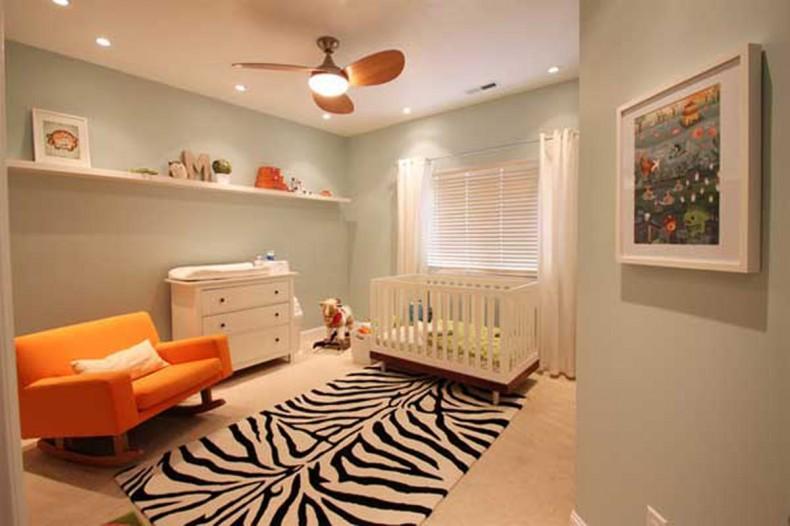 kamar bayi - tempat tidur bayi 29