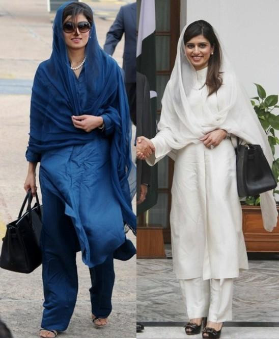 Pakistani Hina Rabbani Khar Hot Politician