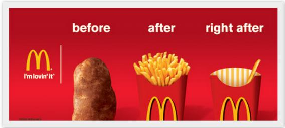 why mcdonald s fries taste so good rhetorical analysis Why the fries taste good la st loading how to make mcdonald's french fries recipe at home rhetorical analysis - duration.