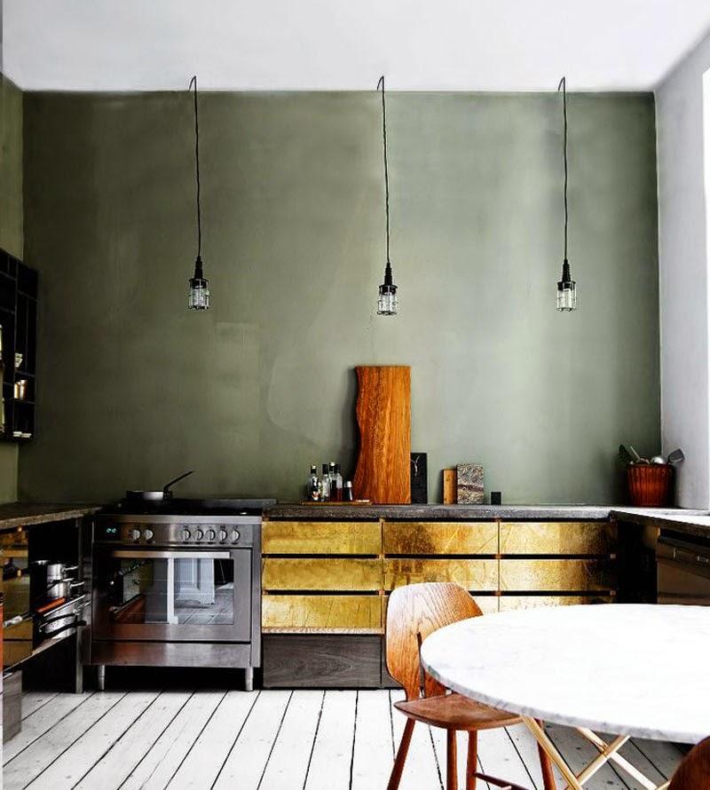 verde en tu cocina