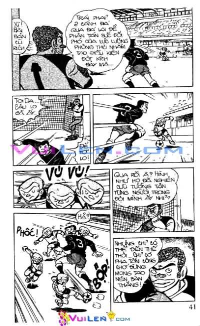 Jindodinho - Đường Dẫn Đến Khung Thành III  Tập 6 page 41 Congtruyen24h