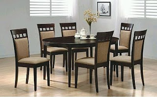Modern Wood Furniture for Dining Room