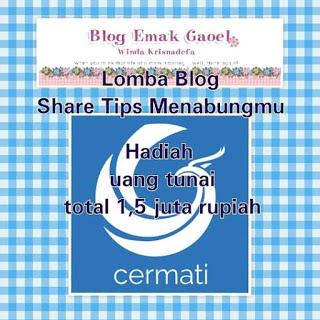 Banner Lomba Tips Menabung