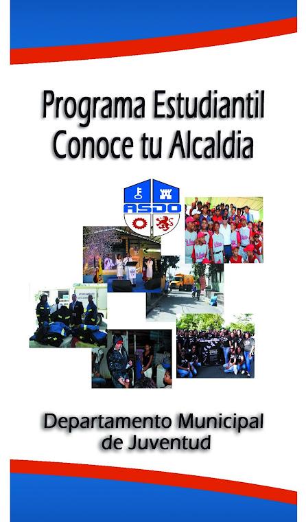 """Programa Estudiantil """"CONOCE TU ALCALDIA"""""""