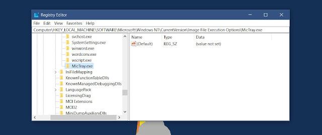 لكل من يملك حاسوب محمول HP سارع بحذف فيروس keylogger قبل ان يتم اختراقك mic-tray-key.jpg