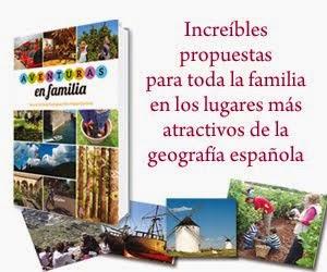 El libro: Aventuras en familia