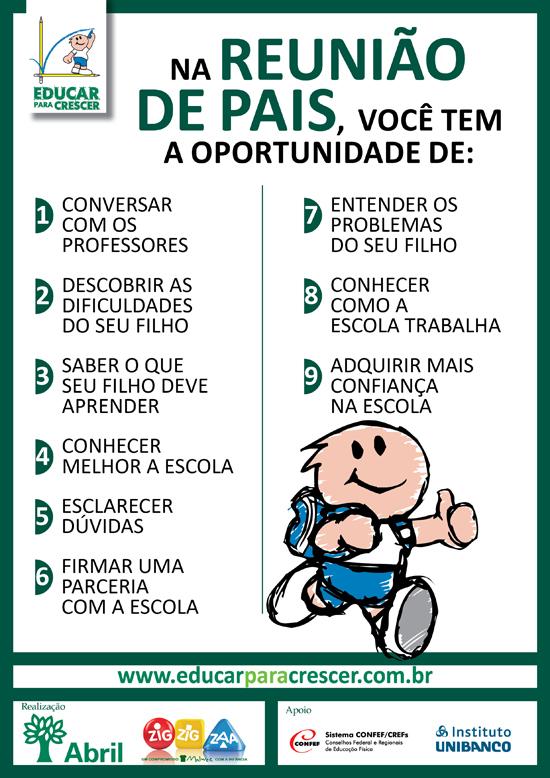 Núcleo Educacional Santa Catarina Reunião De Pais 06 E 07 10