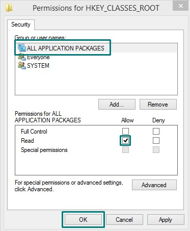 Mengatasi masalah Aplikasi Windows 8.1 tidak bisa dibuka/tertutup sendiri V.1
