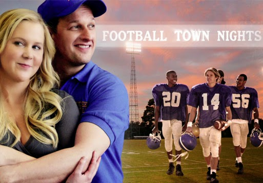 WATCH Amy Schumer's Football Town Lights