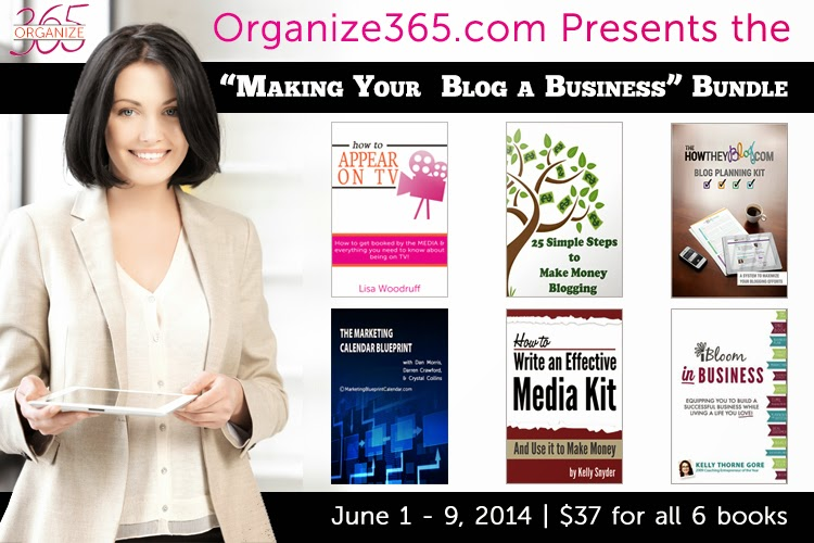 Making Your Blog a Business Bundle #MYBAB