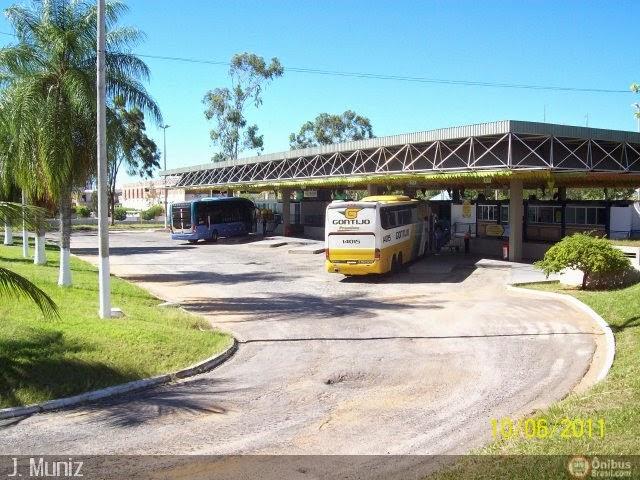 TERMINAL RODOVIÁRIO DE CAJAZEIRAS PB   LOCAL DE CHEGADA DOS ÔNIBUS