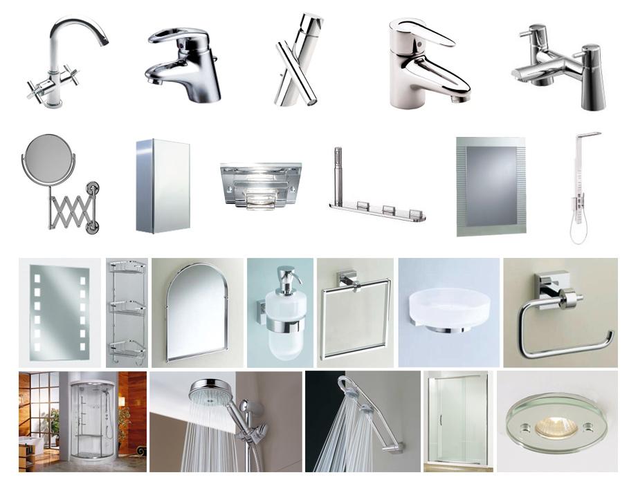Bathroom accessories: Bathroom accessories